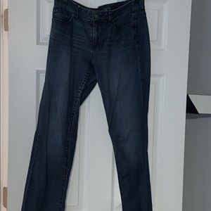 Modern Straight Jeans Size 6